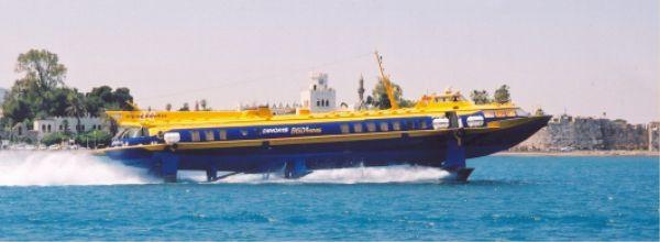 Y Flying Dolphins Aegean Flying D...