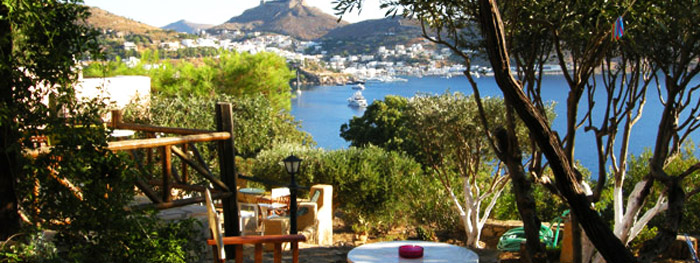 Castle Vigla Studios Amp Apartments In Leros Island