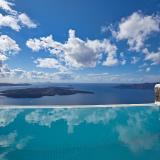 Exterior Infinity Pool - View to the sea