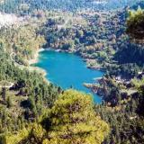Tsivlos lake