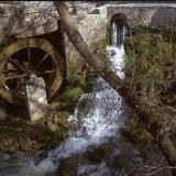 A watermill at Krya, Livadia
