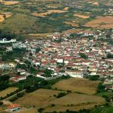 Aerial photo of Emmanouil Pappas, Serres