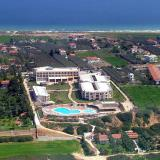 Aerial photo of Nea Moudania, Chalkidiki