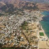 Aerial photo of Kissamos, Chania