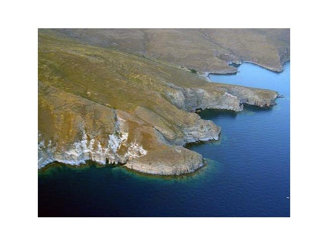 Aerial photo of a volcanic area on Lesvos island LESVOS (Island) NORTH AEGEAN