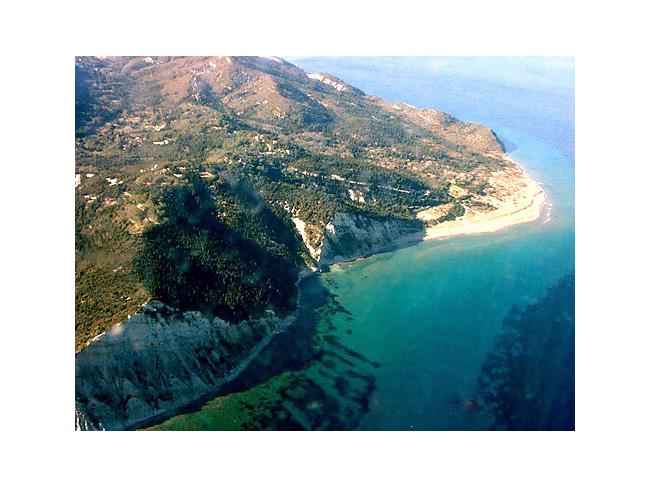 Aerial photo of Erikoussa island, Kerkyra ERIKOUSSA (Island) IONIAN ISLANDS