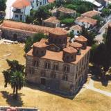 View of the Monastery of Panagia Parigoritissa