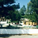 Agii Anargyri, the village square