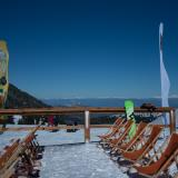 Kalavryta ski centre, at the chalet