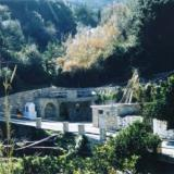Pera Melana, characteristic spot of the village