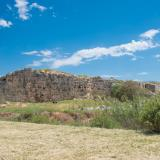 The cyclopeian walls