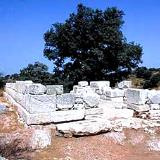 Ancient Figalia, finds of the archaeological site