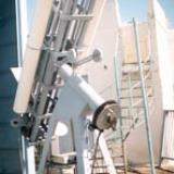 Giannouli, a modern telescope at the Observatory of Larissa, which is an Organization of the Municipality of Larissa