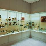 Archaeological Collection of Leucas with finds from the middle paleolithic period (200.000-35.000 b.C.) until late roman era