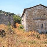 Church of Panaghia Hodeghetria (1100 ή 1450), the oldest remaining Christian momument on island
