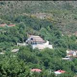 Korydallos, view of the green village