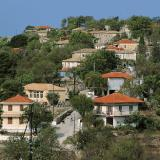 Spanochori, one of Sfakiotes area villages