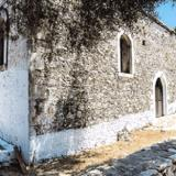 Meganissi, Monastery of Agios Ioannis Prodromos, founded before 1477