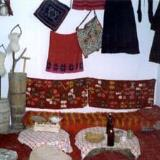 Revmatia, exhibits from the Folk Arts Museum