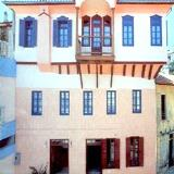 Arnea, the Mitsios mansion-house (of 19th cent.) operates today as a hotel