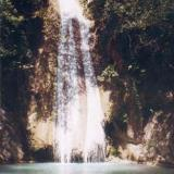 Neda, waterfall