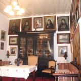 Monastery of the Virgin at Agarathos, a room of the Monastery