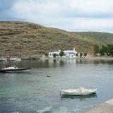 Agia Irini is a settlement with a small seaside