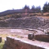Orchomenos, the theatre (4th century B.C.)