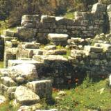 Temple of Despoina - The ancient fountain-cistern, Lycossoura