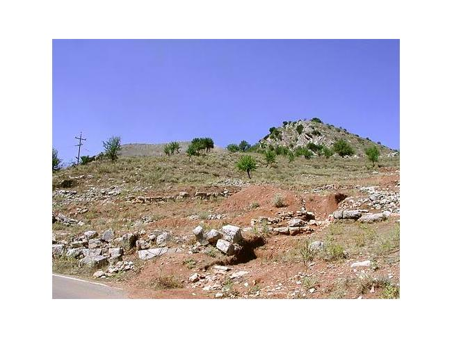 Ancient theater ruins - Psophis PSOFIS (Ancient city) ACHAIA