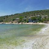 Alyki - a small settlement & a beach next to an archaeological site