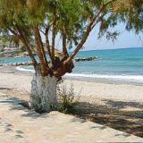 Agia Pelagia, the beach