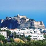 Kythira, the Venetian castle at Chora (14th-15th cent)