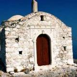 Paleopoli. Τhe Βyzantine church of St George of the Mountain