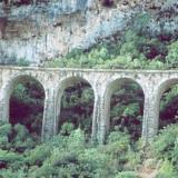 Gorgopotamos, the historical arched bridge