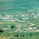 Damasta, the village in the miiddle of a fertile plain