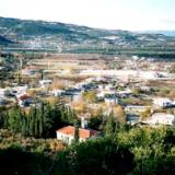 Gorgopotamos, view of the village