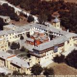Monastery of St. Kirykos & Ioulitis - a women's cenobitic monastery, founded in 1968