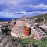 Antikythira, a part of the facilities of Andronikos watermill