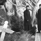 Agion Oros/Mount Athos - the first historical account of the existence of monks in Athos dates back to the first half of the 9th century
