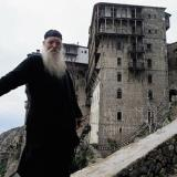 Agion Oros/Mount Athos - it is believed that monasticism took root on the peninsula of Athos mainly due to its peculiar natural environment