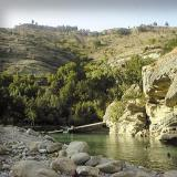 Aliakmon - its riverbed is an important biotope & hunting is forbidden in one part of the area