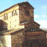 Church of St. Stephen, a byzantine church of the 11th c.