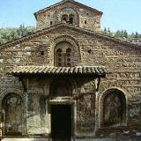 Kastoria churches - Agioi Anargyroi is one of the earliest byzantine monuments of Kastoria (of early 11th c.)