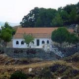 Amvrakia, Church of the Assumption of the Virgin - it is located in the nowadays ruined & deserted village