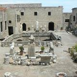 Archaeological Museum of Rhodes - it is housed in the New Knights Hospital