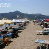Archangelos beach