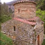 Atsicholos,  St. Andreas of Gortyna (11th c.), built next to the archaelogical site