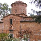 Monastery of the Transfiguration of Loukous - the name LUKUS means Holy forest