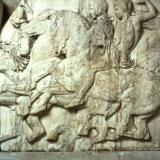 Parthenon, north frieze: Cavalcade